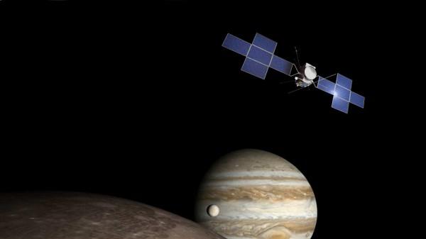 Космическая станция полетит к Юпитеру