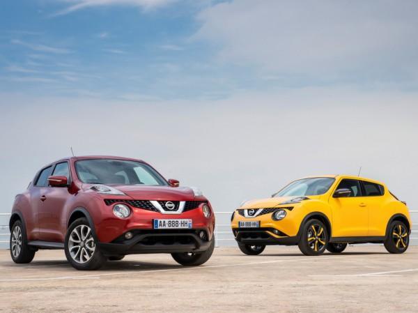 Nissan Juke 2014 доступен в Украине