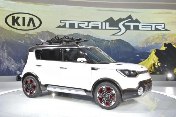 Новый Kia Trail'ster concept