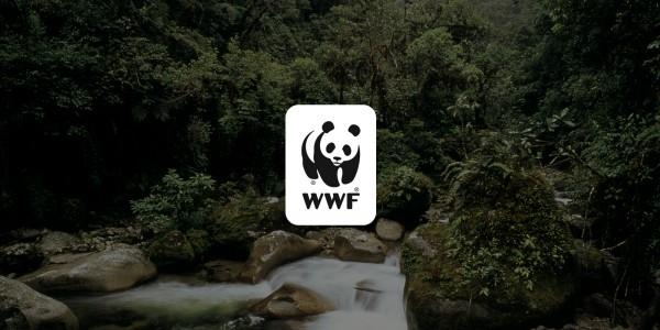 Логотип Фонда дикой природы