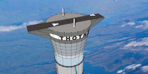 Проект космического лифта