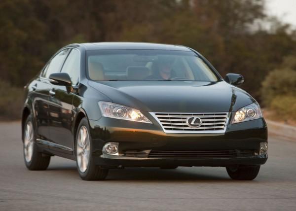 Самый надежный в своем сегменте: Lexus ES 350