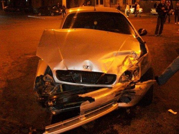 В ДТП пострадали шесть человек