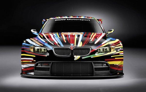BMW M3 GT2 Art Car