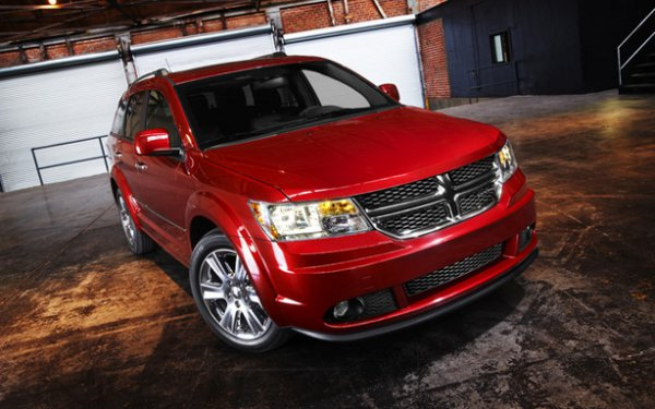 Dodge Journey у нас стоит $40 993