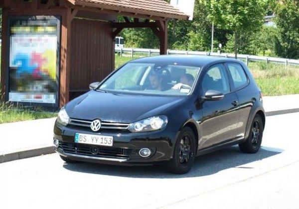 Новое поколение VW Golf