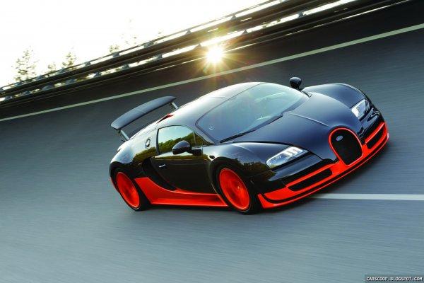 1. Bugatti Veyron Super Sport – $2,6 миллиона
