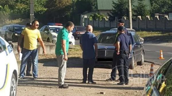 Мужчина пытался скандалить с патрульными