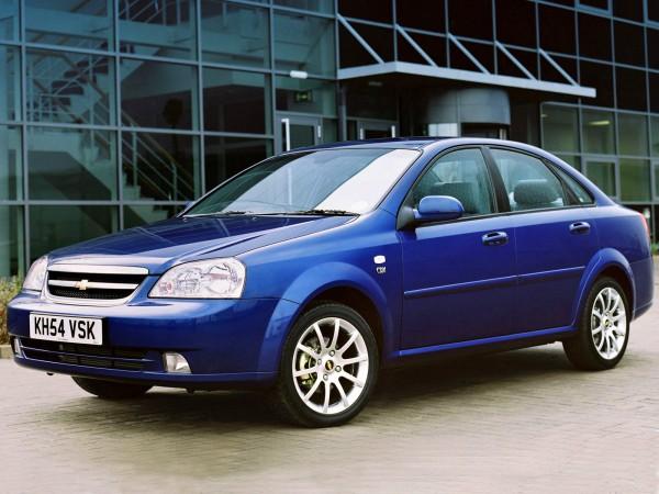 C украинского рынка уходит Chevrolet Lacetti