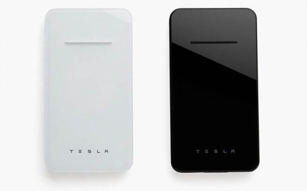 Зарядка от Tesla