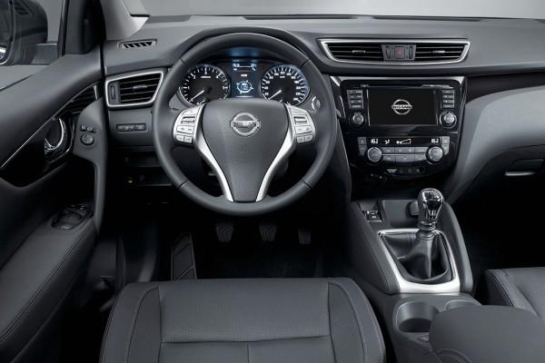 Nissan Qashqai второго поколения
