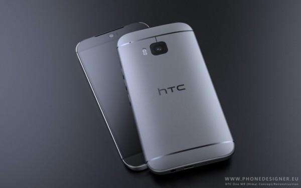 Рендер HTC One