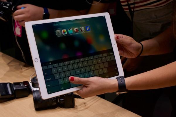Новый iPad Pro получит улучшенный экран