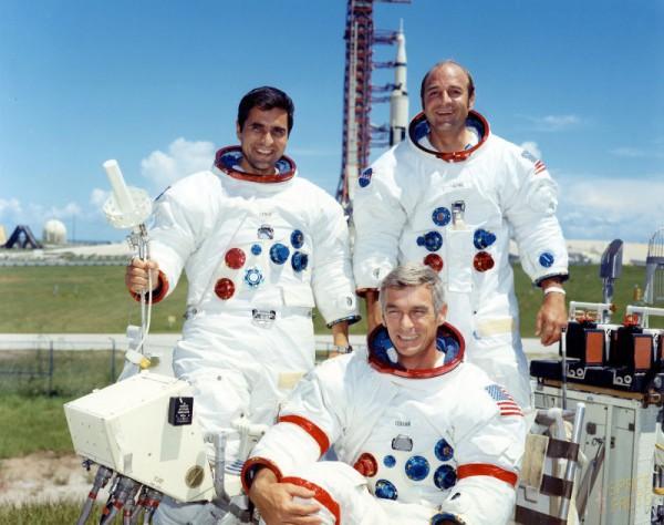 Экипаж Аполлон-17