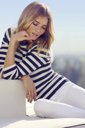 """27-летняя звезда """"Трансформеров"""" снялась для Harper's Bazaar"""