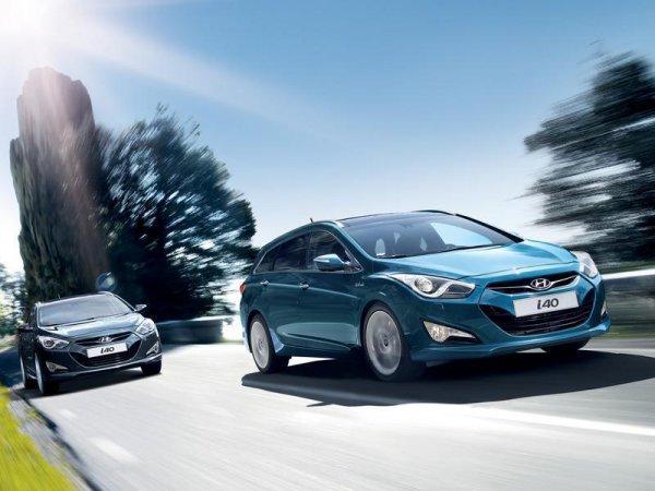 Hyundai i40 - от 245 400 грн