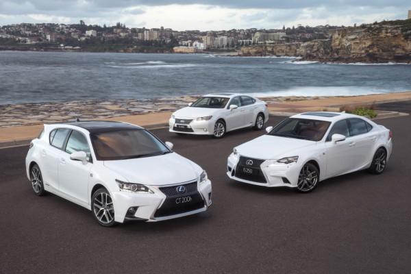 Lexus ломаются реже других авто