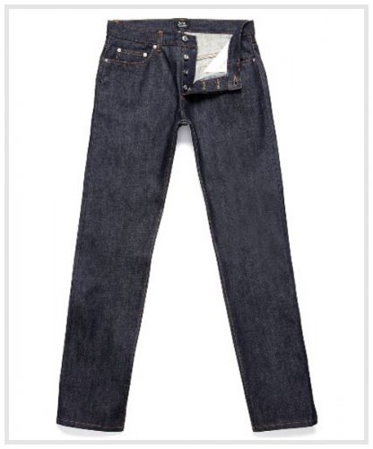 Тебе еще не надоели старые поношенные джинсы? А может, пора их поменять?