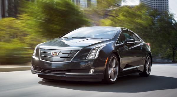 Купе Cadillac ELR сняли с производства