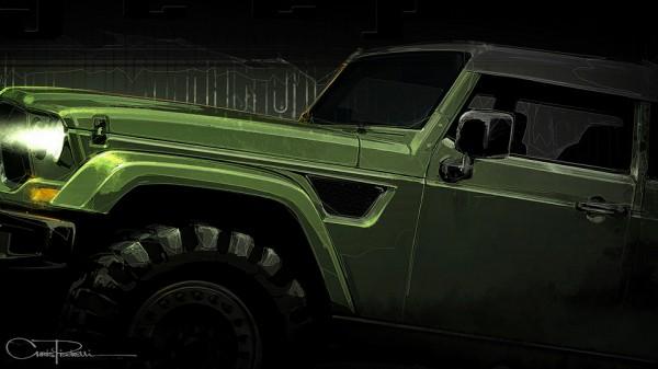 Jeep готовит семь новых концептов
