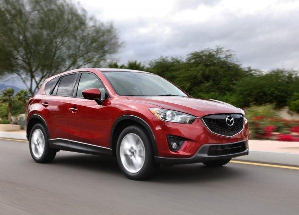 Цены на Mazda CX-5 стартуют с отметки 239 900 грн