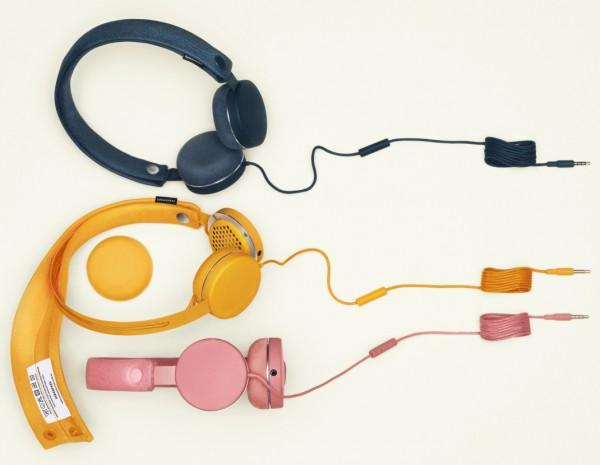Urbanears - одни из лучших наушников. Помимо стильного дизайна и мощного звука, они прочно держатся на голове. Поэтому в них можно заниматься в зале и даже бегать. Цена - 600 грн