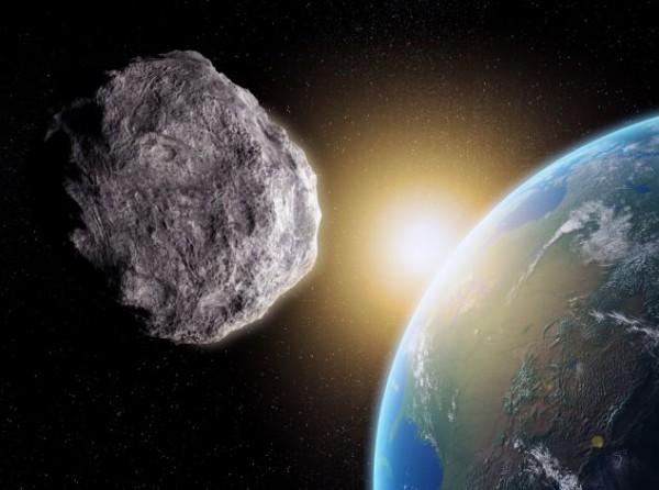 Астероид вполне может уничтожить жизнь на Земле