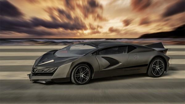 В Катаре сделали 525-сильный суперкар
