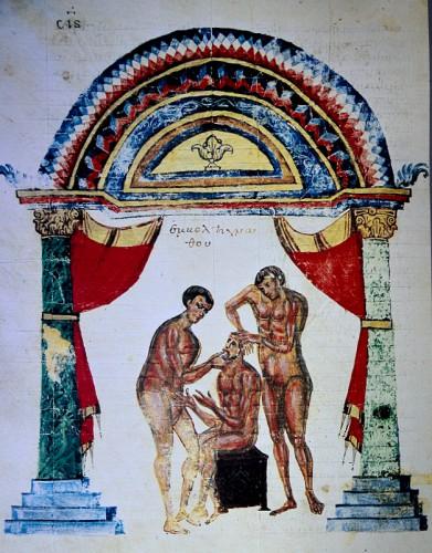 интересные факты из древней греции