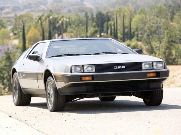Оригинальный DeLorean производился всего несколько лет