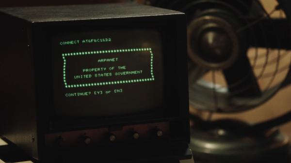 Компьютер в сети ARPANET