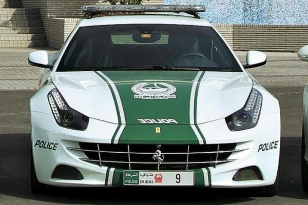 3. Ferrari FF