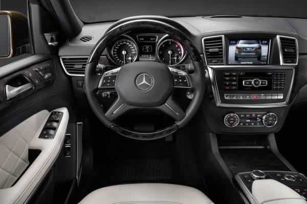 Mercedes-Benz GL - от 63 900 евро