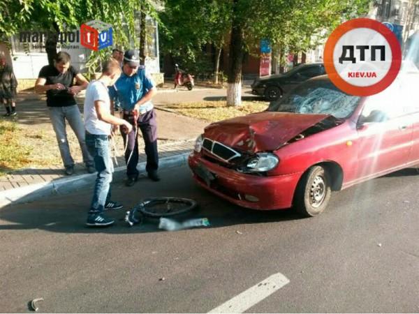 Последствия аварий в Мариуполе