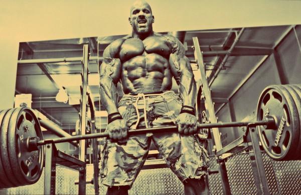 Силовые тренировки - хороший способ укрепить сосуды