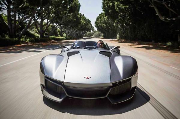 Родстер Beast от Rezvani Motors