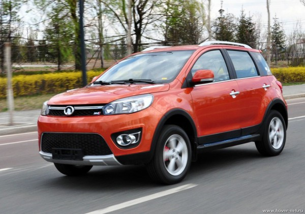 Great Wall Haval M4 стоит 128 900 гривен