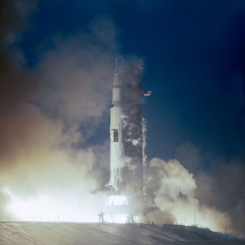 Запуск Аполлон-12