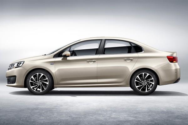 Citroen рассекретил новый седан C4