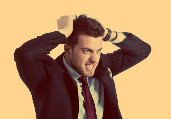 На собеседованиях лучше не нервничать