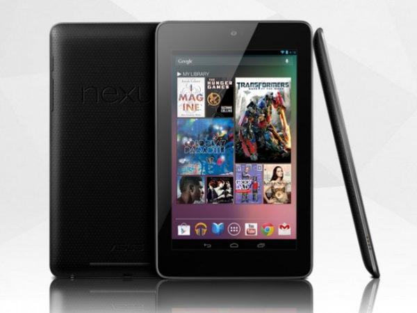 Nexus 7 в США будет стоить 199 долларов