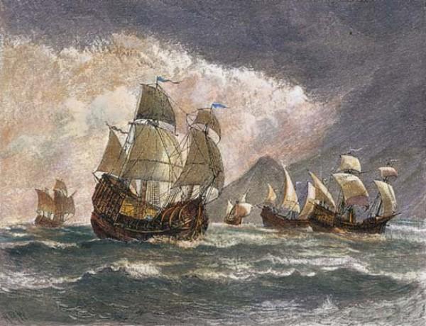 Корабли Магеллана