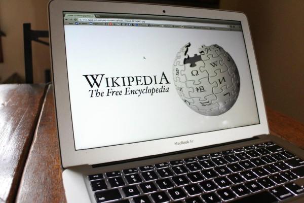 Названы самые популярные страницы Википедии