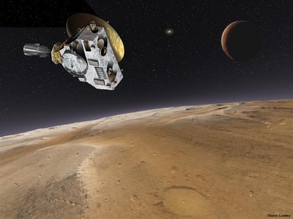 New Horizons добрался до Плутона