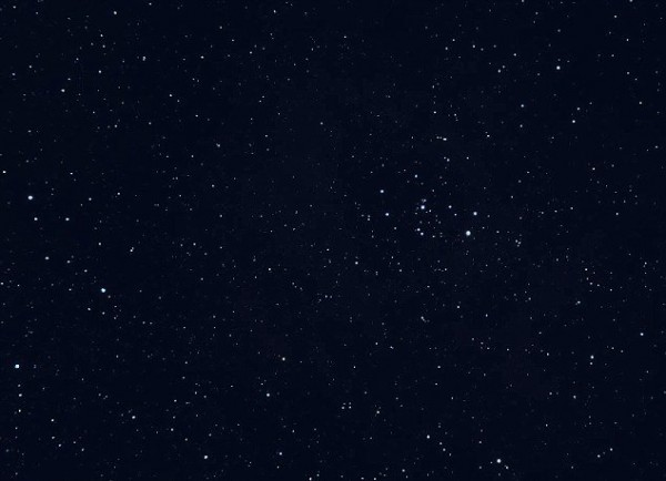 Так выглядит обычный снимок Хаббла