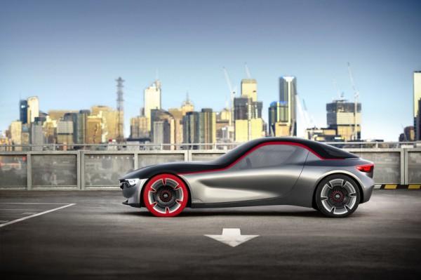 Новое купе от Opel