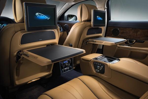 Jaguar XJ 2014 модельного года