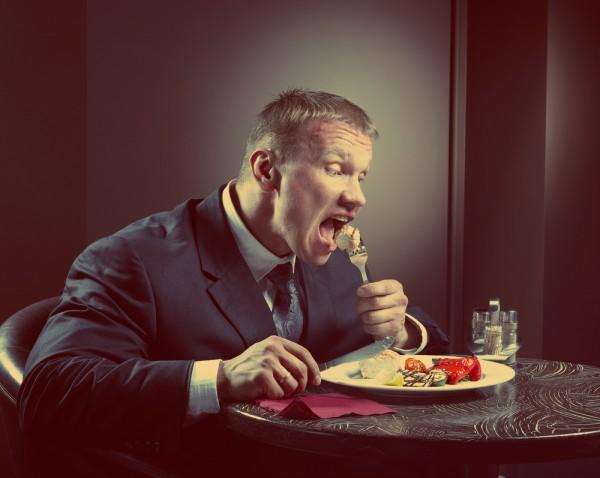 Никогда не отказывайся от жирной пищи