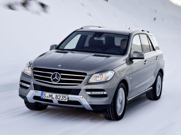 2. Mercedes-Benz ML
