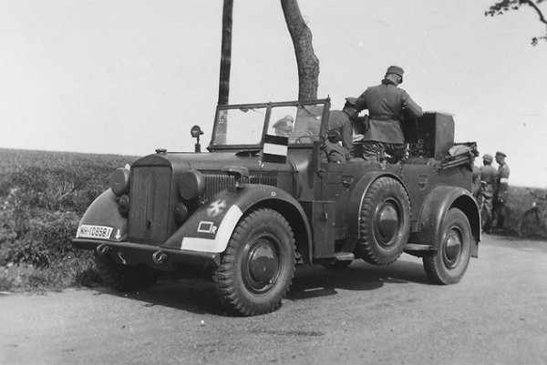 Horch 901 type 40